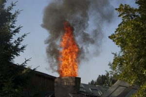 Common Causes of Chimney Fires champion chimneys